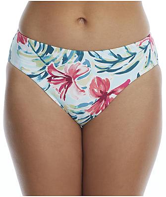 Birdsong Aloha Basic Bikini Bottom