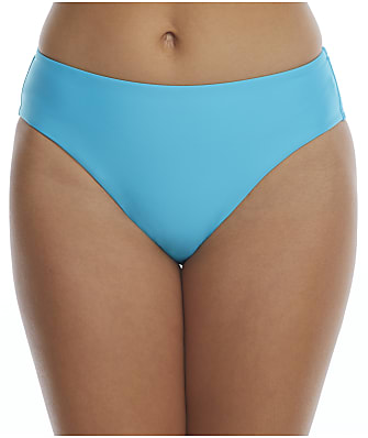 Birdsong Aqua Breeze Basic Bikini Bottom