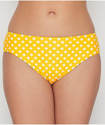Birdsong Sunkissed Dot Basic Bikini Bottom