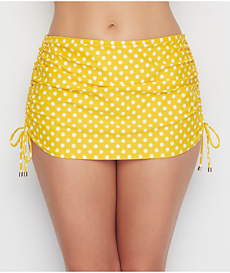 Birdsong Sunkissed Dot Skirted Bikini Bottom