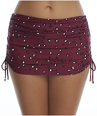 Birdsong Wildside Skirted Bikini Bottom