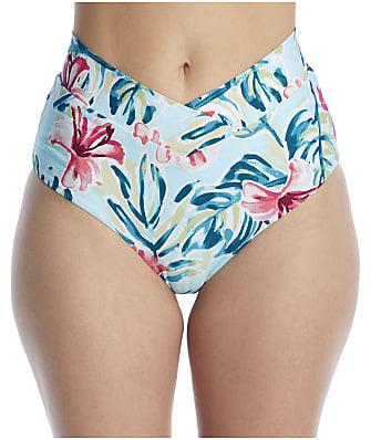 Birdsong Aloha Retro Full Bikini Bottom