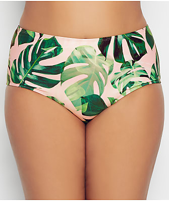 Birdsong Plus Size Weekend Escape Bikini Bottom