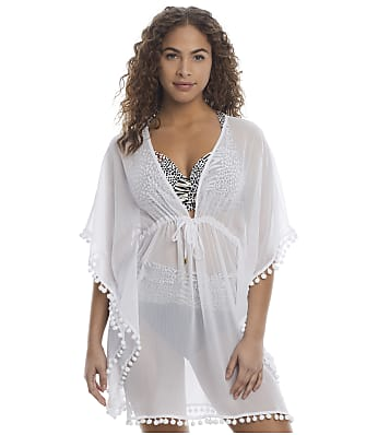 Bleu Rod Beattie Gypsy Caftan Cover-Up
