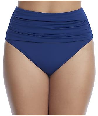 Bleu Rod Beattie Kore High-Waist Bikini Bottom