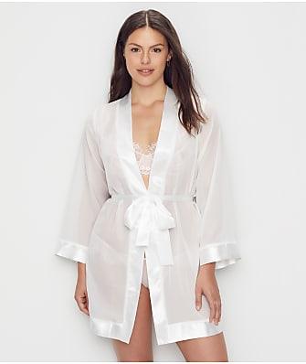 Bluebella Chiffon & Satin Kimono Robe