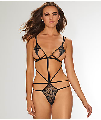 Bluebella Emerson Strappy Thong Bodysuit