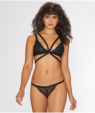 Bluebella Alexa Wire-Free Bra And Panty Set