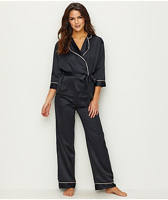 Bluebella Wren Satin Pajama Set