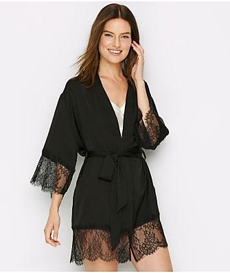 Bluebella Adel Satin Kimono Robe