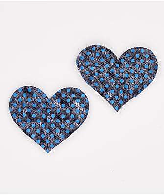 Bristols 6 Midnight Sequin Heart Pasties