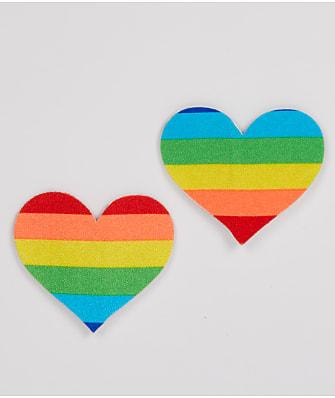 Bristols 6 One Love Heart Pasties