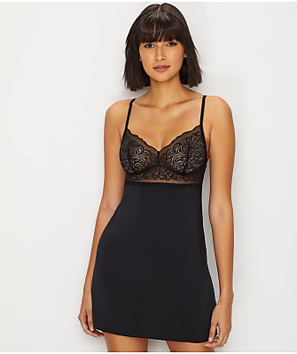 b.tempt'd by Wacoal Undisclosed Satin Chemise