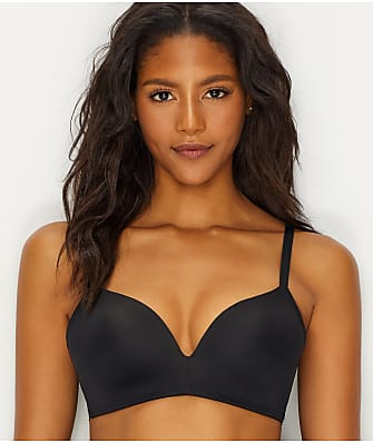 b.tempt'd by Wacoal Tied In Dots Wire-Free Push-Up T-Shirt Bra