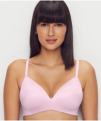 b.tempt'd by Wacoal Future Foundations Wire-Free Lace T-Shirt Bra