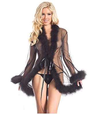 Be Wicked Marabou Robe