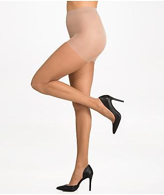 Calvin Klein Hosiery Sheer Essentials Matte Control Top Pantyhose