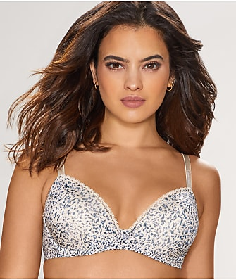 Calvin Klein Seductive Comfort Customized Lift Push-Up Bra