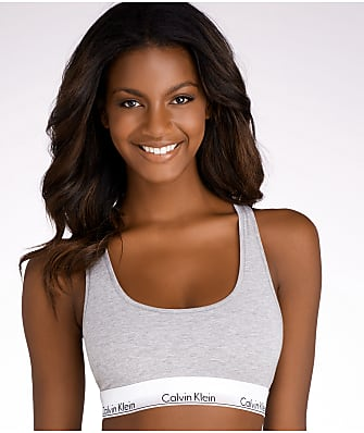 Calvin Klein Modern Cotton Racerback Bralette