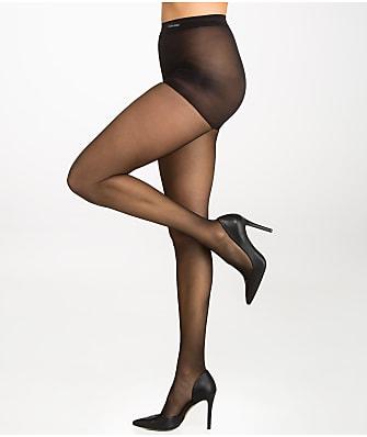 Calvin Klein Hosiery Sheer Essentials Shimmer Control Top Pantyhose