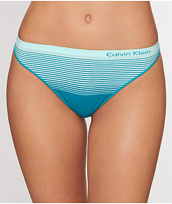 Calvin Klein Pure Seamless Illusion Ombre Thong