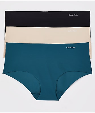 Calvin Klein Invisibles Hipster 3-Pack