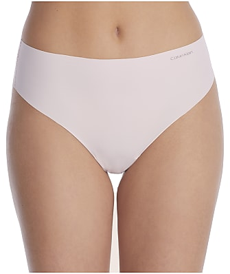 Calvin Klein Invisibles High-Waist Thong
