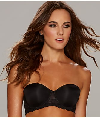 Calvin Klein Seductive Comfort Push Up Strapless Bra