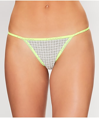 Calvin Klein ID Cotton Thong
