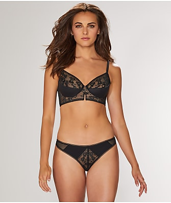 Calvin Klein CK Black Devotion Demi Bra