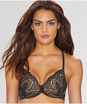 Calvin Klein CK Black Audacious Push-Up Bra
