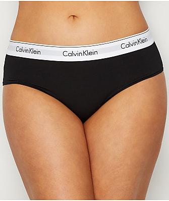 Calvin Klein Plus Size Modern Cotton Hipster