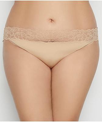Calvin Klein Plus Size Seductive Comfort Bikini