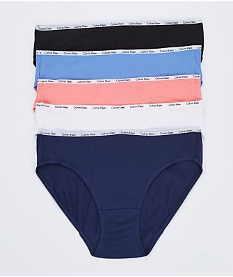Calvin Klein Cotton Stretch Bikini 5-Pack