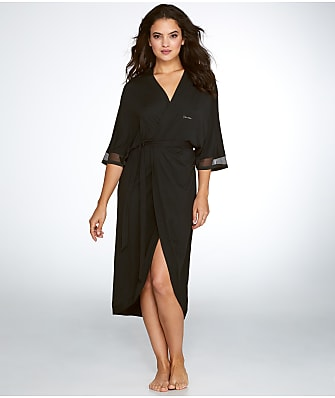 Calvin Klein Sculpted Modal Robe