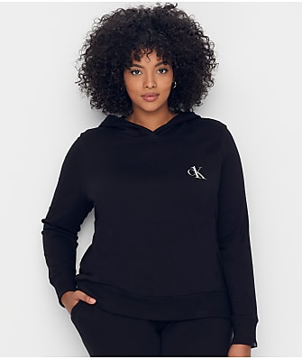 Calvin Klein Plus Size Knit Hoodie