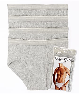 Calvin Klein Cotton Brief 4-Pack