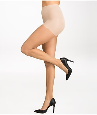 Calvin Klein Hosiery Ultra Bare Perfect Control Top Pantyhose
