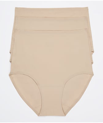 Chantelle Soft Stretch Full Brief 3-Pack
