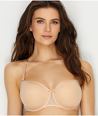 Chantelle Modern Invisible Demi Convertible T-Shirt Bra