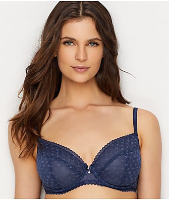 Chantelle Courcelles Lace Convertible Plunge Bra