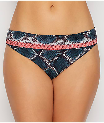 Chantelle Jungle Fold-Over Bikini Bottom