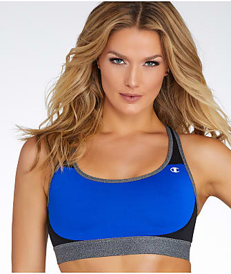 Champion Medium-Impact Compression Sports Bra
