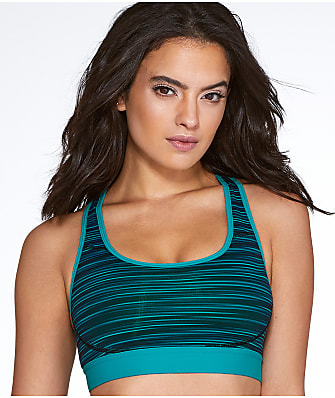 Champion Absolute Mid-impact Wire-Free Workout Bra