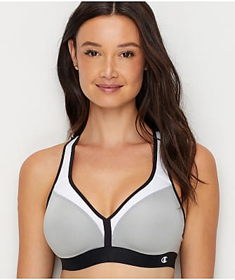 Champion Mid-Impact Wire-Free Curvy Sports Bra