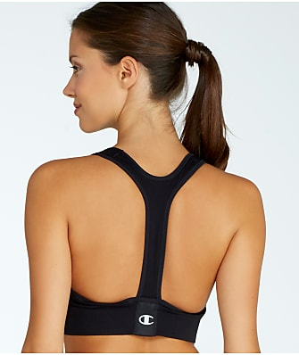 Racerback Sports Bra: Champion Absolute