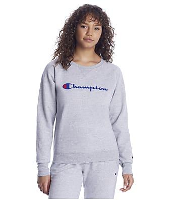 Champion Powerblend Graphic Crew Neck Sweatshirt