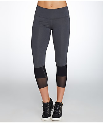 Champion Mesh Cropped Tights