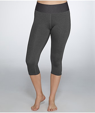Champion Plus Size Absolute Capri with SmoothTec™ Band