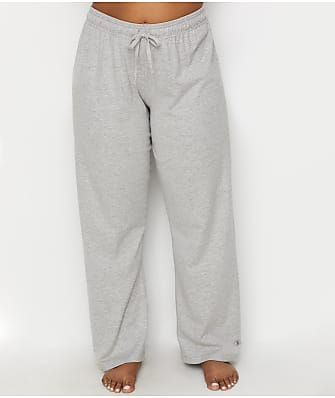 Champion Plus Size Jersey Knit Pants